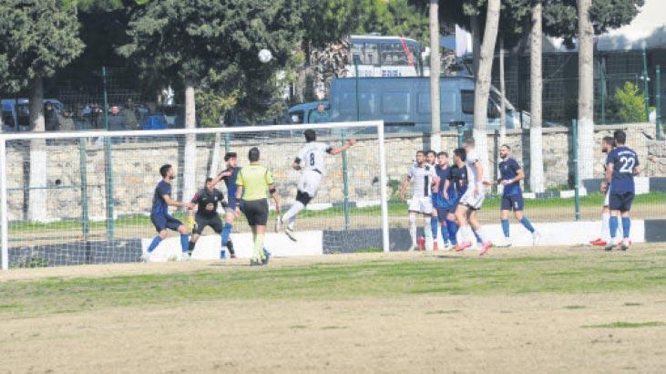 Çeşme Belediyespor Play Off'u zora soktu