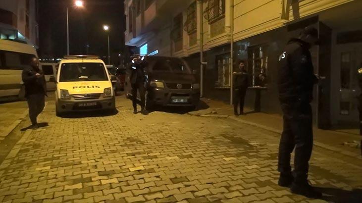 İstanbul'da hareketli anlar! Bagaja koyup kaçırdılar