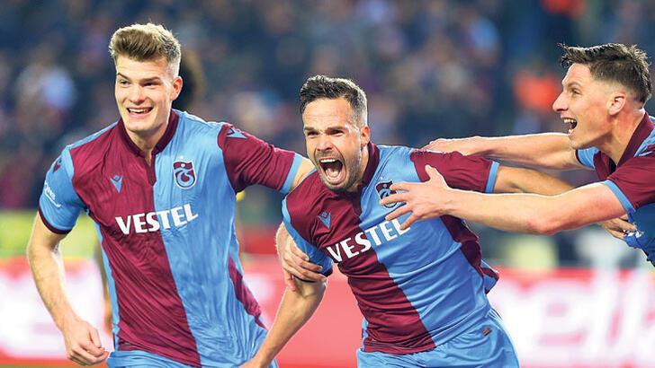 Trabzonspor'da alternatif çok!