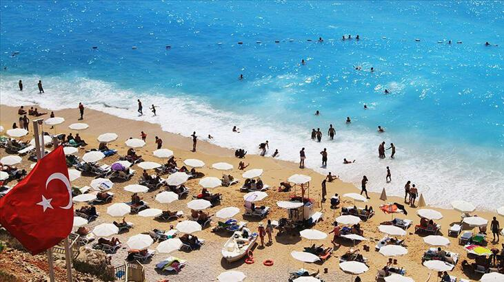 Türkiye turizm gelirlerinde Avrupa'da 6. sırada