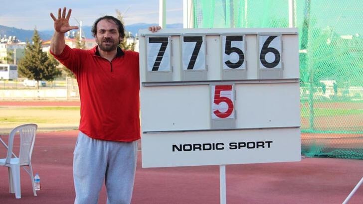Eşref Apak, beşinci kez Olimpiyatlar'da