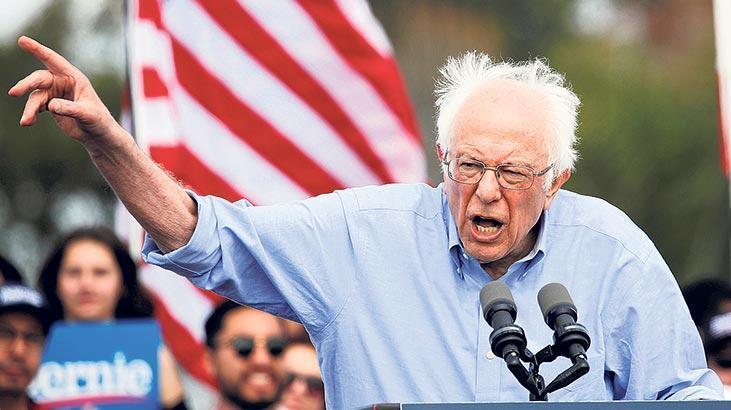 Sanders Putin'e çattı: Uzak dur!