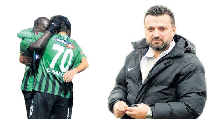 Horoz, Uygun'la ilk maçına çıkıyor