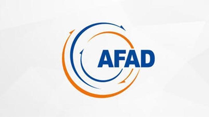 AFAD son durumu açıkladı ve uyardı: Kesinlikle girmeyin!