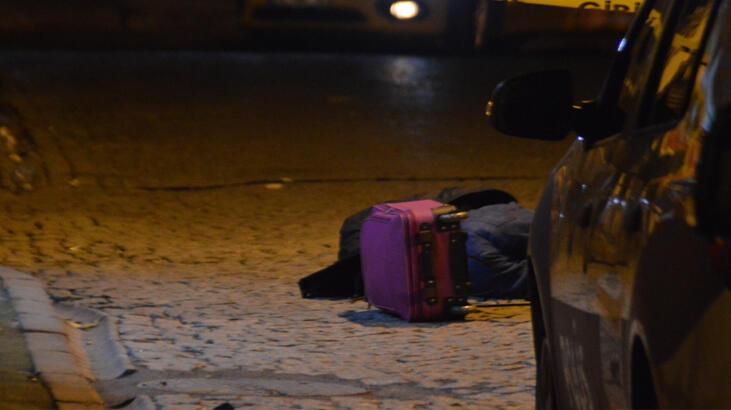 Fatih'te yüksekten düşen erkek şahıs hayatını kaybetti