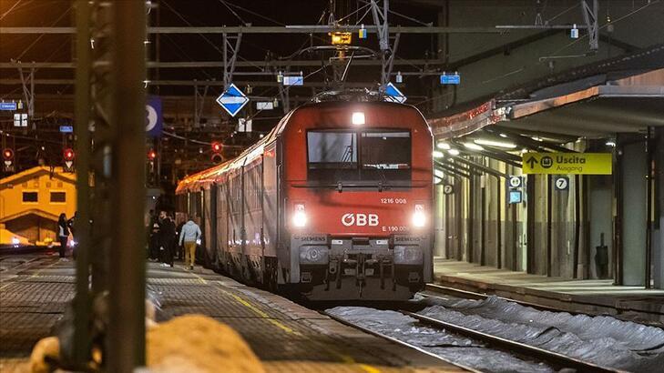 Avusturya Kovid-19 salgını nedeniyle İtalya'dan tren seferlerini durdurdu