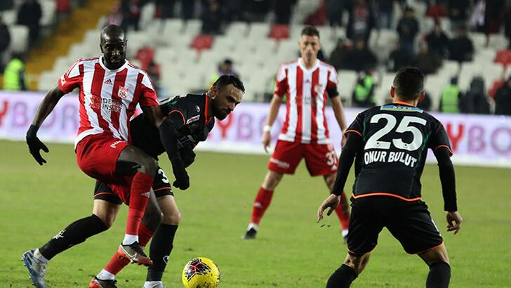 Alanyaspor, Beşiktaş maçıyla çıkışa geçmek istiyor