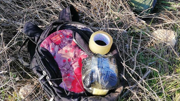 Şanlıurfa'da, menfeze gizlenen patlayıcı imha edildi