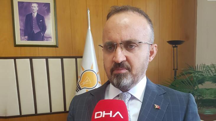 AK Partili Turan: CHP ile HDP arasında flört çok yol almış