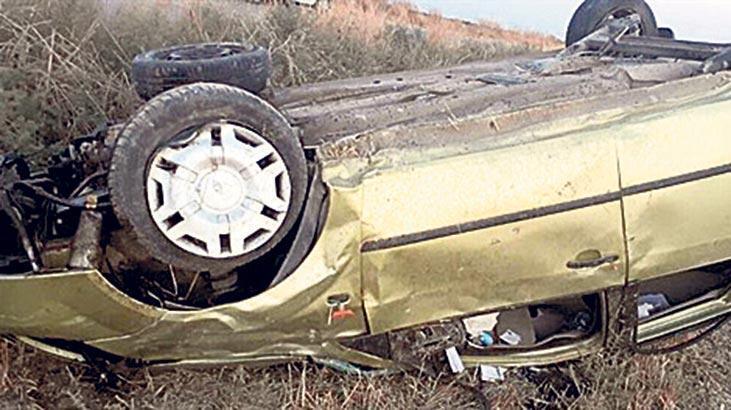 71 trafik kazasında 492 bin TL'lik hasar