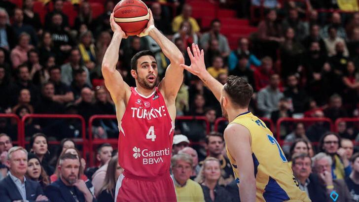 EuroBasket 2021 | İsveç  - Türkiye: 87-80
