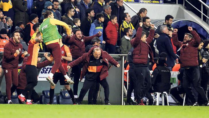 Bu da tarihi taktik! Fenerbahçe - Galatasaray