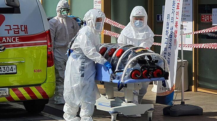 Güney Kore'den toplu koronavirüs testi!