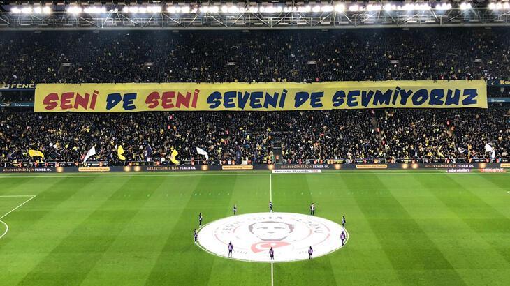 Galatasaray'dan derbideki pankarta suç duyurusu