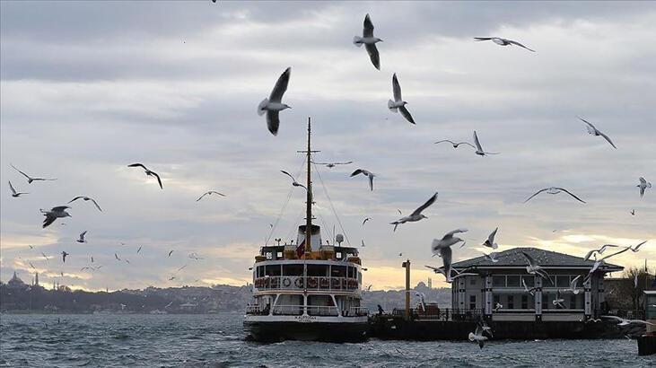 Son dakika! İstanbul için sarı uyarı! Fırtına...