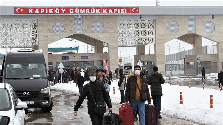 Türkiye'den koronavirüs salgınına karşı sıkı tedbir