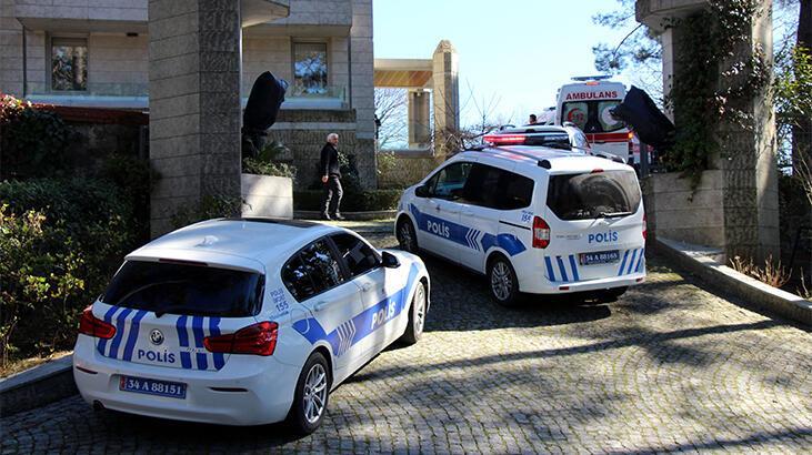 Son dakika... İstanbul'da ünlü iş adamının villasında intihar!