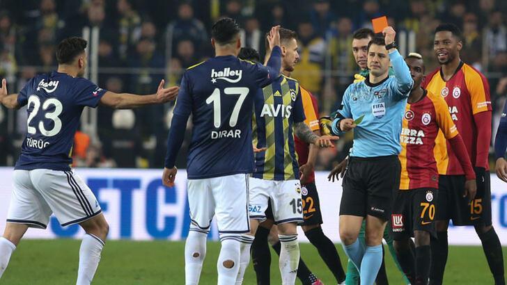 Son dakika | Fenerbahçe-Galatasaray derbisi sonrası PFDK sevkleri!
