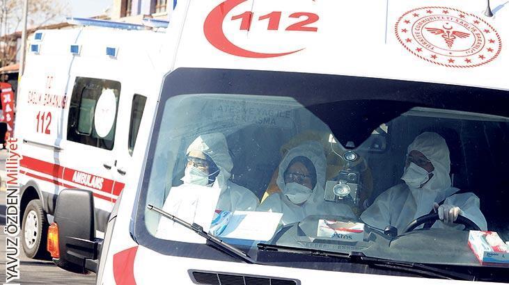 142 kişi Ankara'da karantinaya alındı