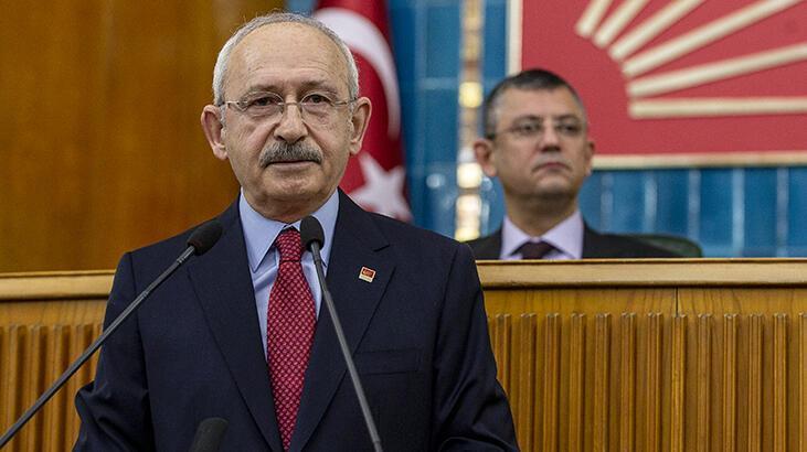 Son dakika! CHP'de Kılıçdaroğlu'na ilk rakip... Açıkladı!