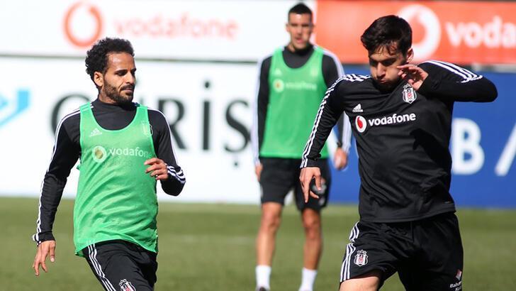 Beşiktaş'ta, Alanyaspor maçı hazırlıkları sürüyor