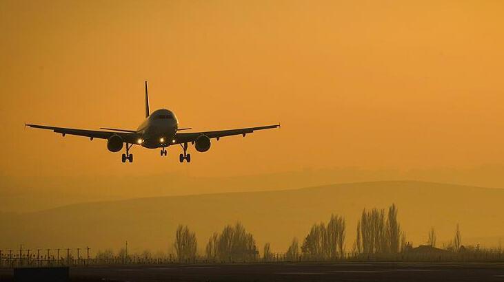 Son dakika... İran uçağı Esenboğa Havalimanı'na indi!