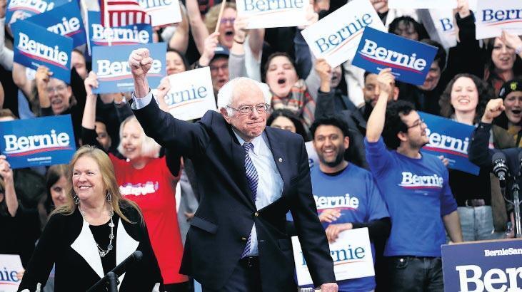 Demokrat seçmenin Sanders'ın Trump'ı yenebileceğine dair inancı artıyor