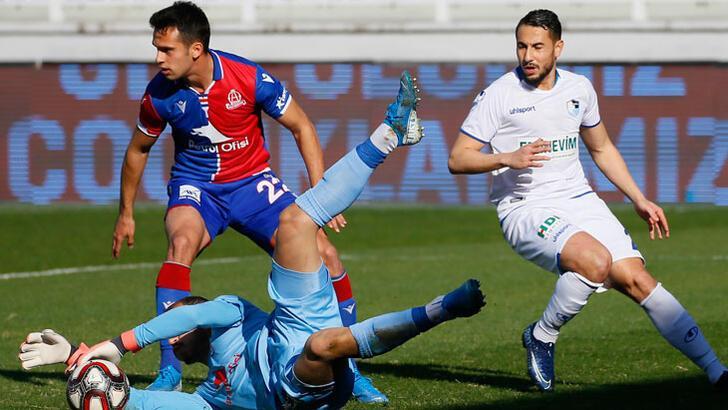 Altınordu - Büyükşehir Belediye Erzurumspor: 2-1