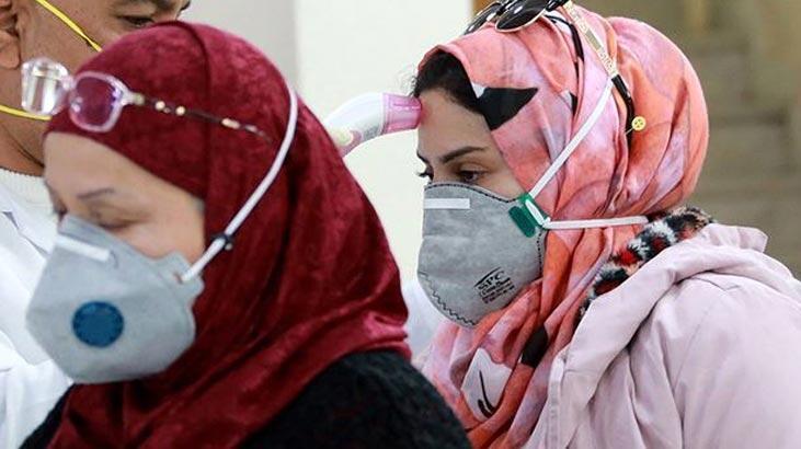 İran'da virüs tespit edilen kişilere seyahat kısıtlaması