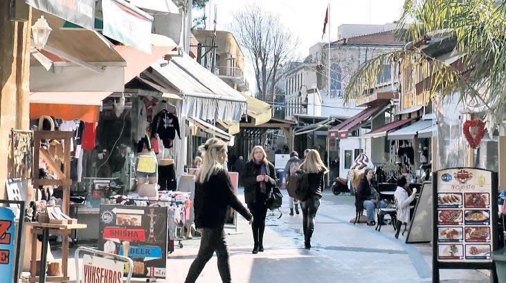 Rum polisinden KKTC'den  alışveriş yapanlara baskı