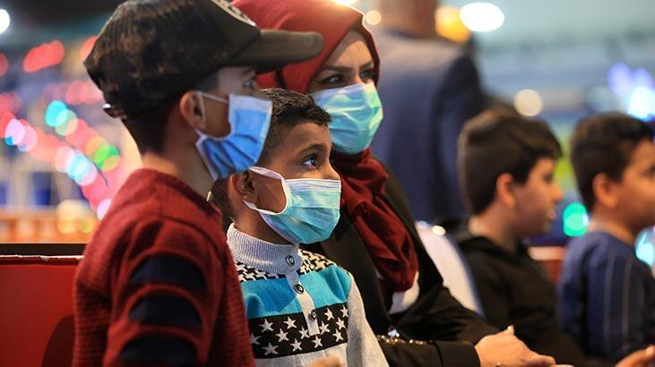 Irak'ta koronavirüs nedeniyle okullar 10 gün tatil edildi