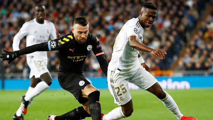 Real Madrid - Manchester City: 1-2