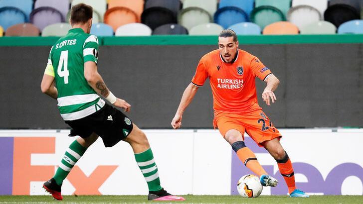 Medipol Başakşehir, Sporting Lizbon karşısında!