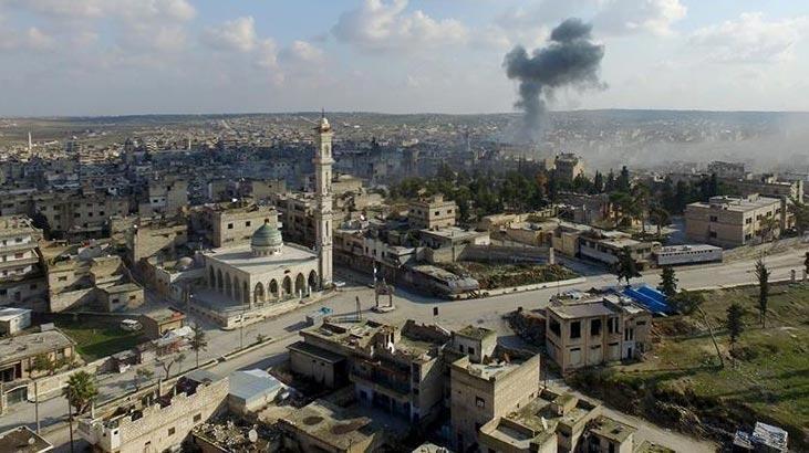 ABD'den Esed rejimine İdlib tepkisi