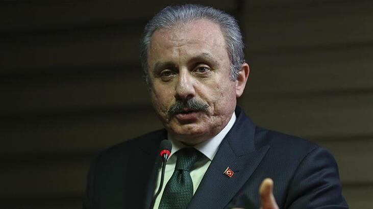 TBMM Başkanı Şentop'tan 'parlamenter sistem' açıklaması