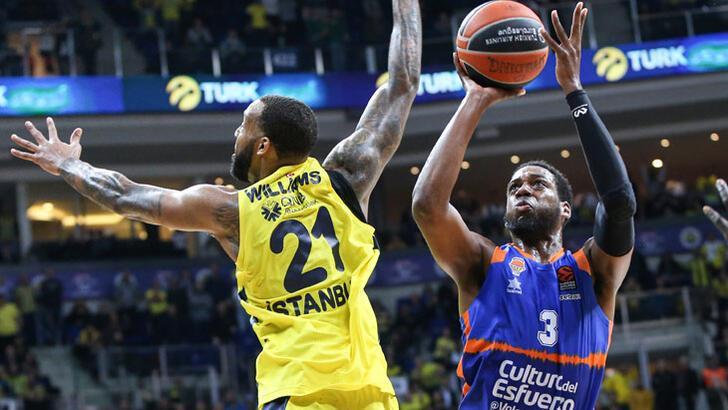 Fenerbahçe Beko'nun rakibi Valencia