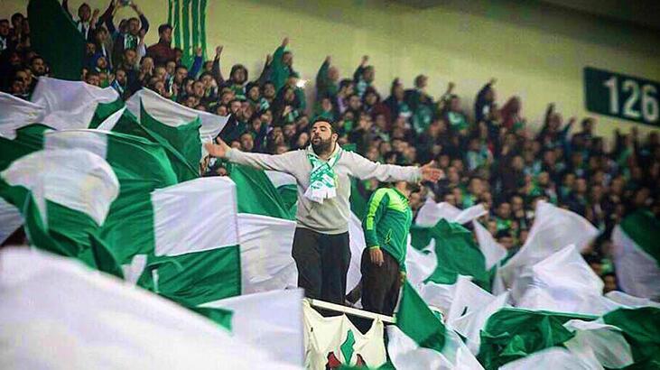 Bursasporlu taraftarlardan TFF'ye Kandil günü maç tepkisi