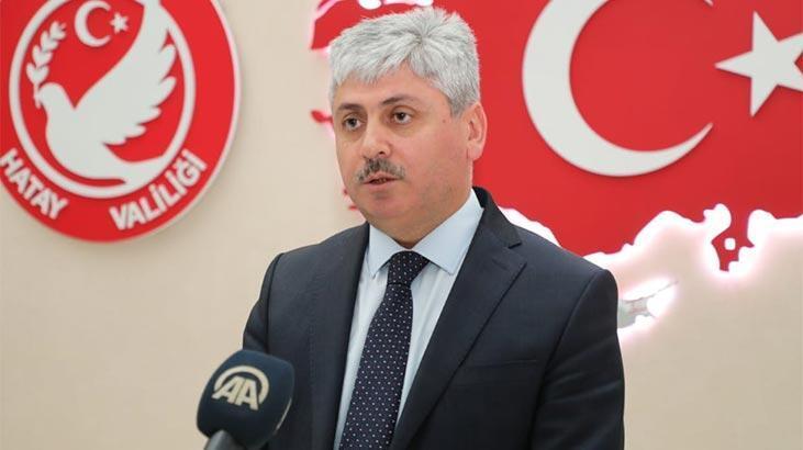 Hatay Valisi Rahmi Doğan: İdlib'de şehit sayısı 22'ye çıkmıştır