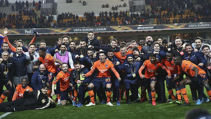 TFF, Medipol Başakşehir'i kutladı