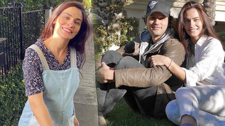 Saadet Işıl Aksoy anne olduğunu duyurdu