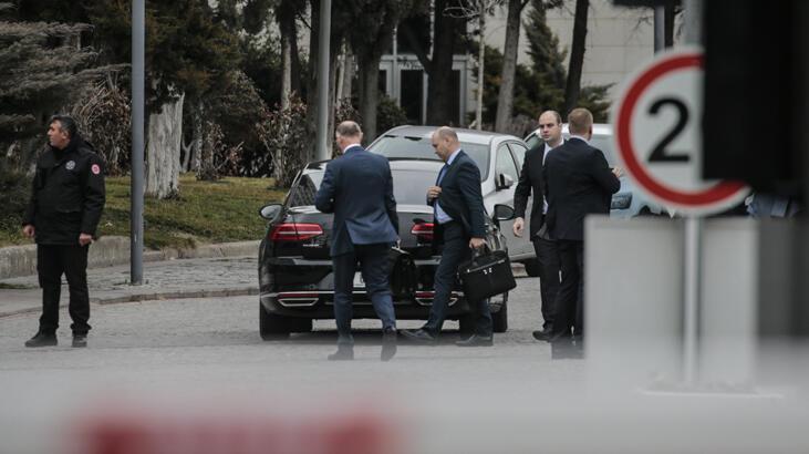 Ankara'da İdlib hareketliliği! Türk ve Rus heyetler...