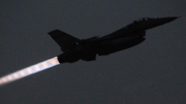 Son dakika | İdlib'de rejim unsurlarına ağır darbe! Türk savaş uçakları hava sahası engelini böyle aştı...