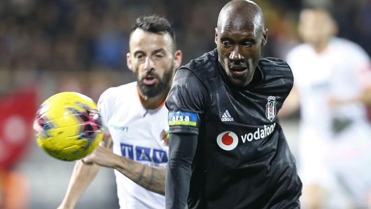 Alanyaspor Beşiktaş: 1-2