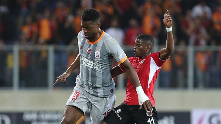 Galatasaray ile Gençlerbirliği 96. randevuda
