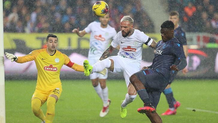 Trabzonspor-Çaykur Rizespor: 5-2