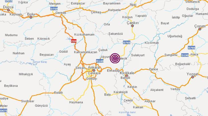 2 Mart son depremler neler? En son nerede ve ne zaman deprem oldu?