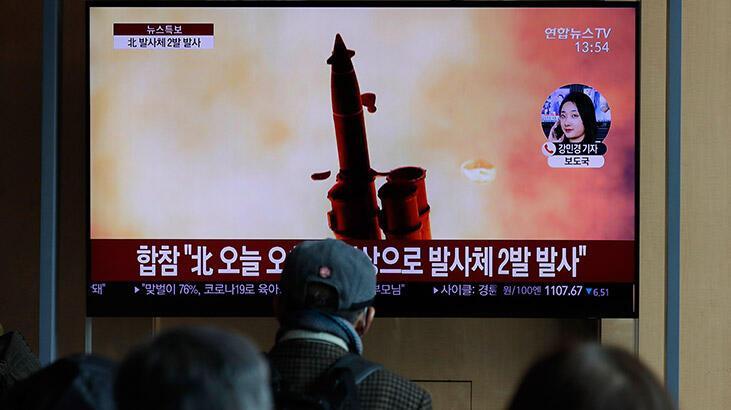 Kuzey Kore'den Doğu Denizi'nde yeni füze denemesi