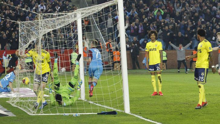 Trabzonspor-Fenerbahçe maçının iddaa oranları belli oldu!