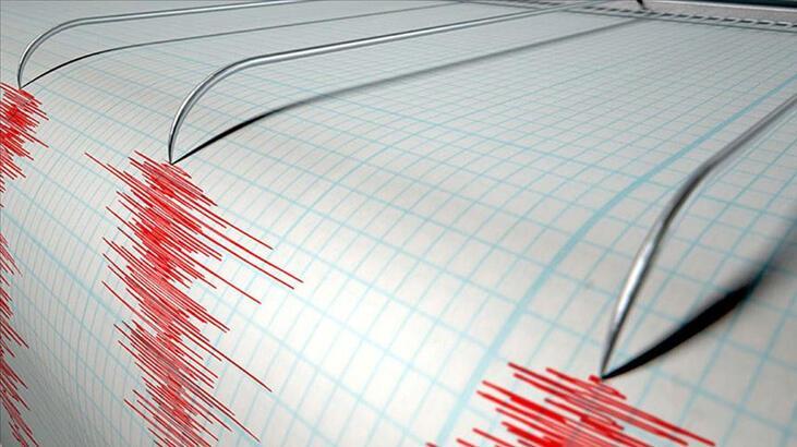 Son dakika haberi... Bingöl'de korkutan deprem! Depremin büyüklüğü...