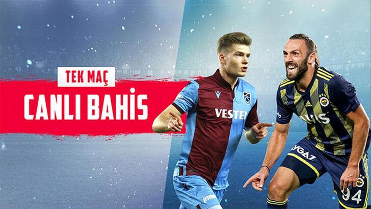 Trabzonspor-Fenerbahçe maçının heyecanı Misli.com'da